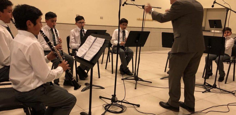 Concierto de Primavera en Colegio PuenteMaipo