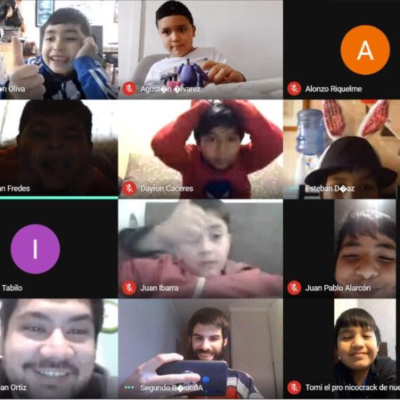 """Colegio Puente Maipo celebra """"Día de la Chilenidad Online"""""""